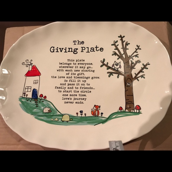 Other - The Giving Plate